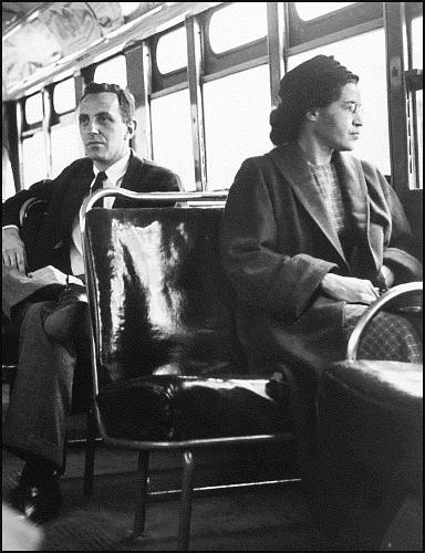 Rosa Parks 1956