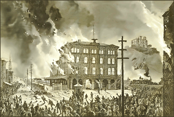 the great railroad strike essay Historical analysis of labor in the gilded age the great railroad strike of 1877 the widespread labor violence that threatened, by 1890.