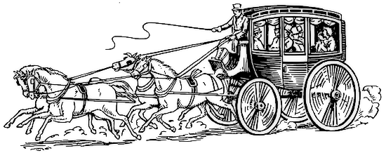 stagecoach   american history  commerce  commerce 3 wells fargo stagecoach clipart stagecoach clip art images