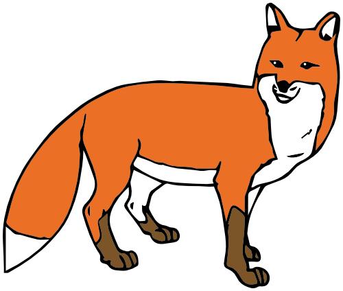 fox clipart animals f fox fox art fox clipart png html rh wpclipart com fox clipart outline fox clipart free