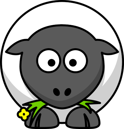 cartoon sheep front - /animals/S/sheep/cartoon_sheep_front ...