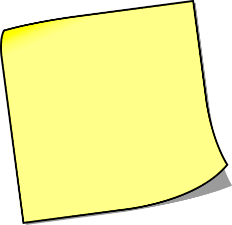 support wpclipart wpclipart blanks blank notes blank sticky note