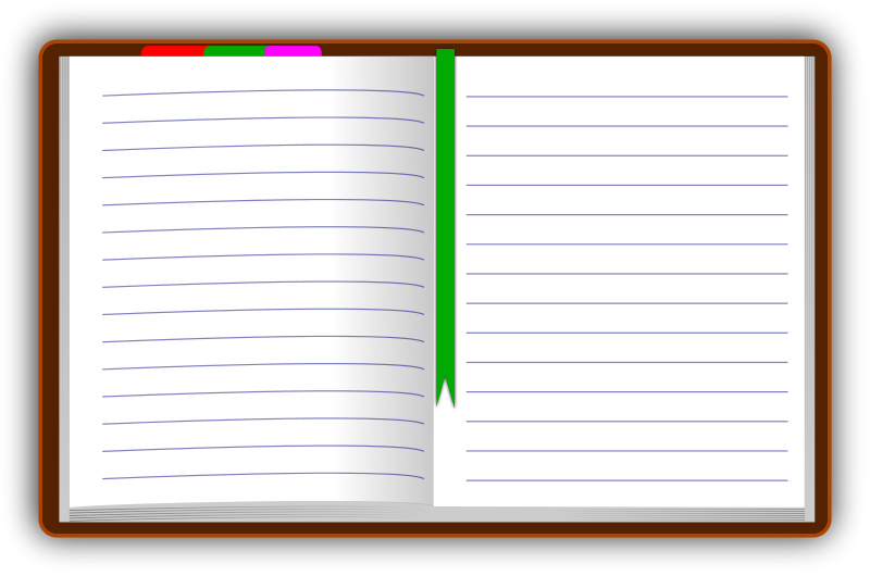 Blank Open Book Png Images & Pictures Becuo