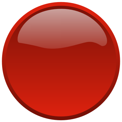 buttons round button round red a public domain png image