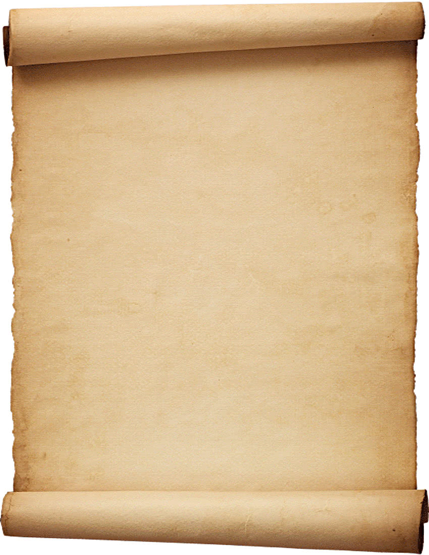 parchment scroll background