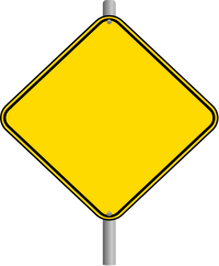 blank warning sign - /blanks/road_signs/blank_warning_sign ...
