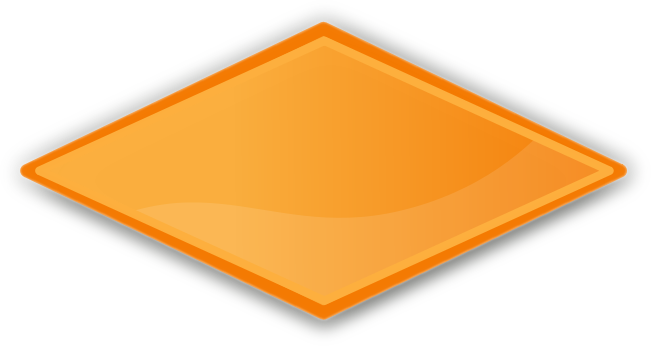 Yellow Diamond Clipart