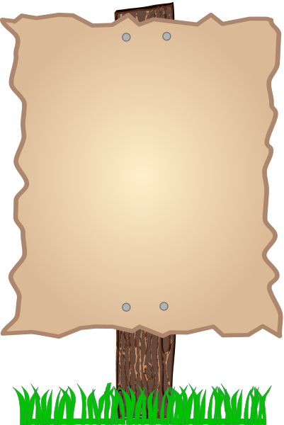 old post   blanks  wood sign  old post png html wood sign clipart black and white wood sign clipart free