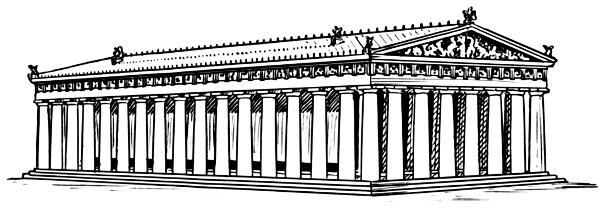 Parthenon Buildings Famous Html