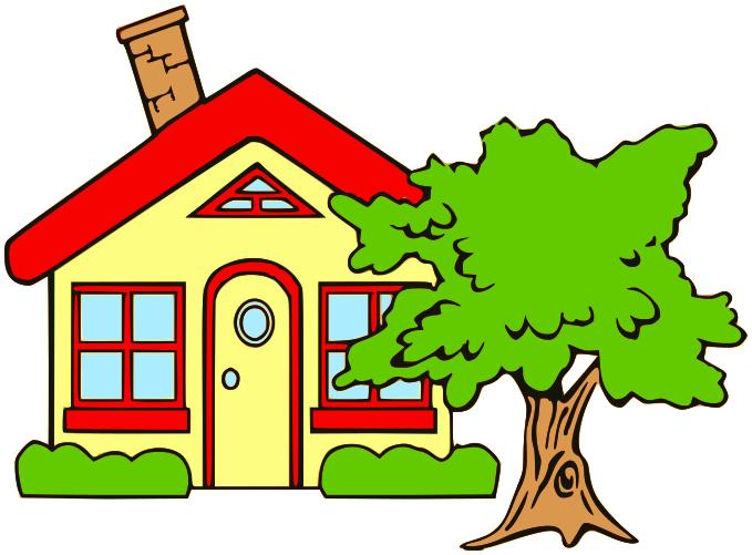 Clip Art New Homes