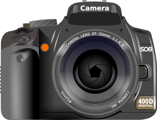 digital camera clipart. digital lt;bgt;cameralt;gt;.