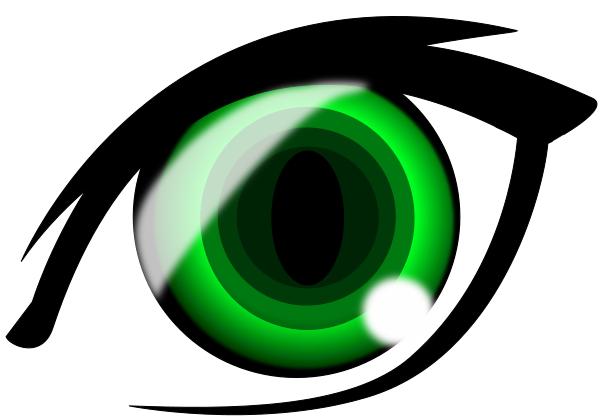 Clip Art Evil Cat Eyes