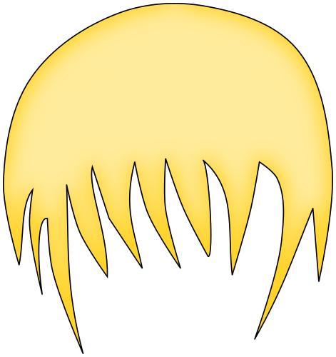 anime hair 1