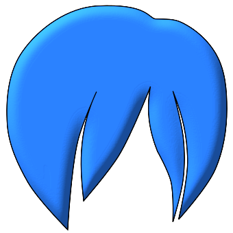 anime hair 3   cartoon  anime  anime hair  anime hair 3 png html download clipart for wordpad download clipart app