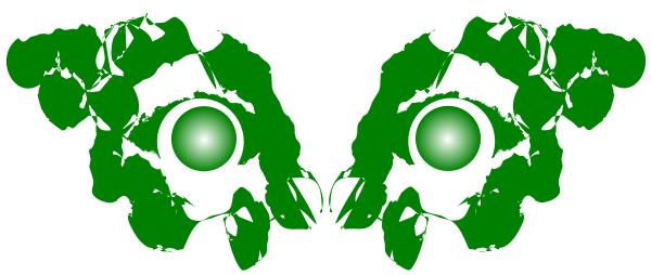 green eyes clipart. green eyes