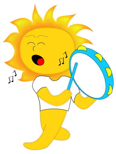 happy independence day clip art. happy sunshine clip art. clip