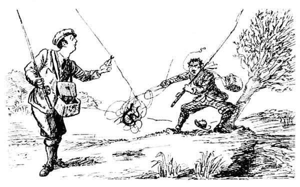 cartoon fishing pole. images cartoon fishing pole.