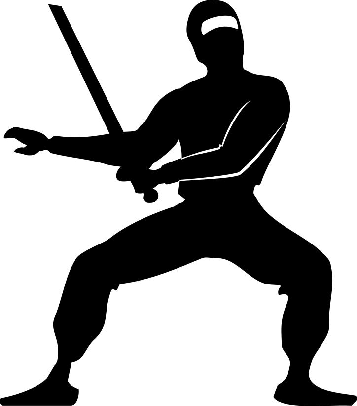 cartoon ninja clip art - photo #31