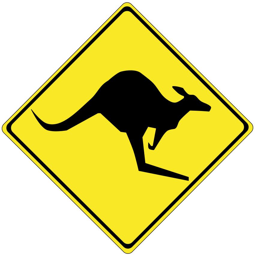 Aventures en australie mais pas que janvier 2014 for De signs