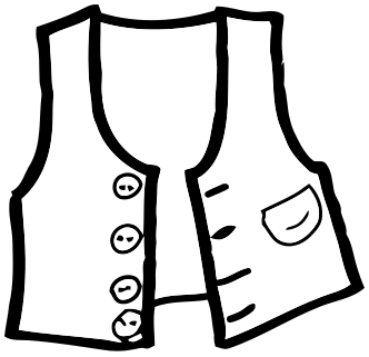 vest outline   clothes  jacket  vest outline png html clothes clip arts kids clothes clipart for kids