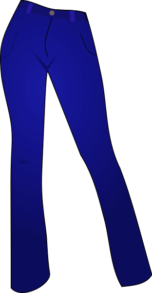 red jeans clipart - photo #21