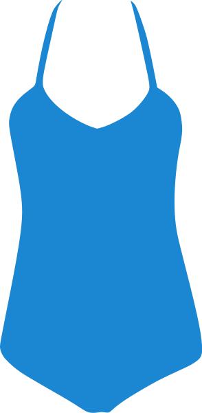 swimsuit one piece blue - /clothes/swimwear/one_piece ...