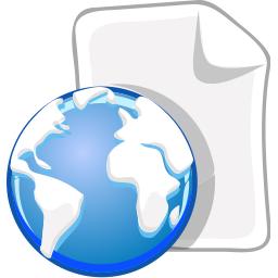 web page - /com... Globe Clipart Transparent