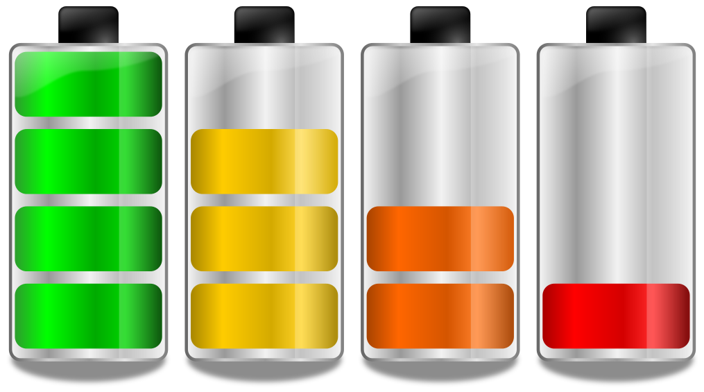 Used Car Batteries >> battery level icons - /computer/icons_2/battery/battery_2/battery_level_icons.png.html