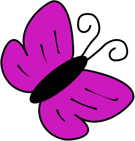 butterfly clip art purple   animals  bugs  butterfly butterfly clip art images 3d butterfly clipart images in black and white