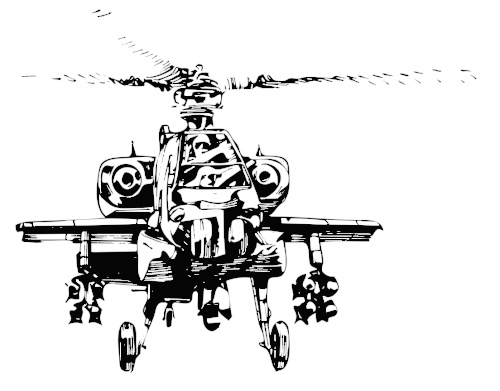 Apache 5 Armed Services Helicopters Apache 5 Png Html