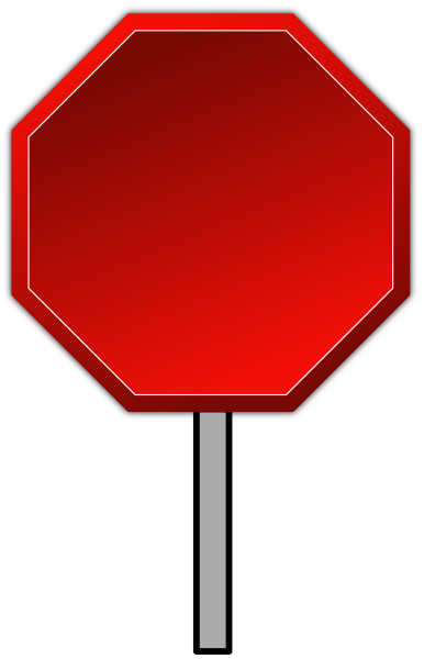 blank Stop Sign - /blanks/road_signs/blank_Stop_Sign.png.html