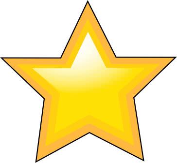 gold star blank 01   blanks  shapes  star  gold star blank clip art gold star award clip art gold star in polish