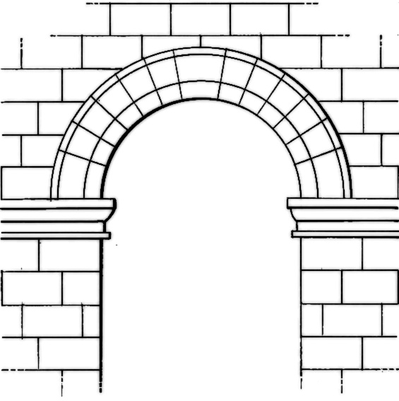 arch BW - /buildings/architecture/arch/arch_BW.png.html
