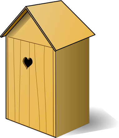 Outhouse Buildings Rural Outhouse Outhouse Png Html