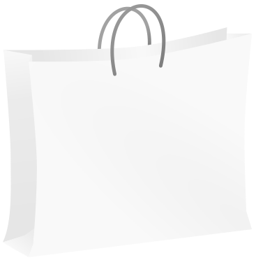 shopping bag white - /clothes/shopping/shopping_bag ...
