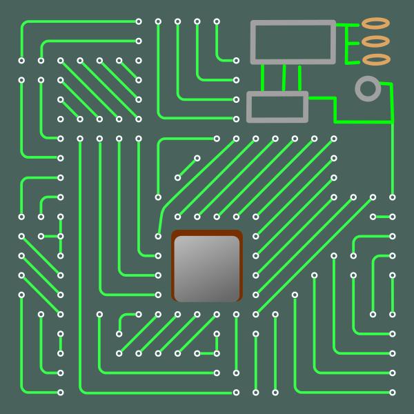 circuit board   computer  hardware  motherboard  circuit electrical clip art symbols electrical clip art symbols