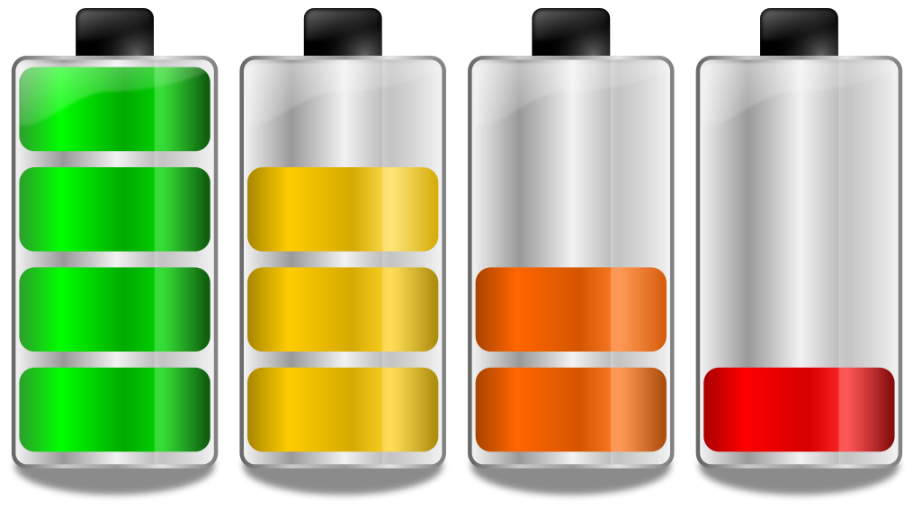 battery level icons   computer  icons 2  battery  battery 2 clip art of computers clipart of computer parts