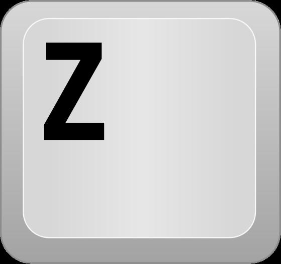 computer key Z - /computer/keyboard_keys/letters/computer_key_Z.png ...