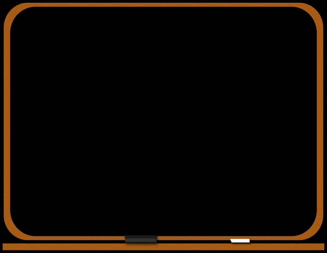 Blackboard Blank Page Education Chalkboard Blackboard