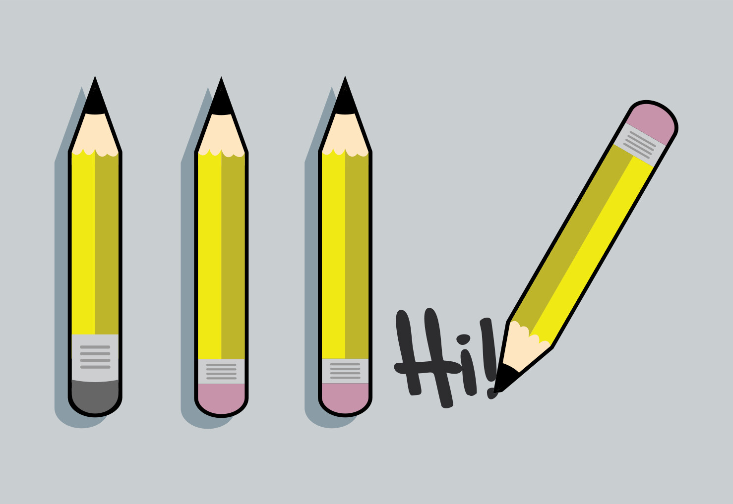 pencils   education  supplies  pencils  pencils 4  pencils pencil clip art svg pencil clip art svg