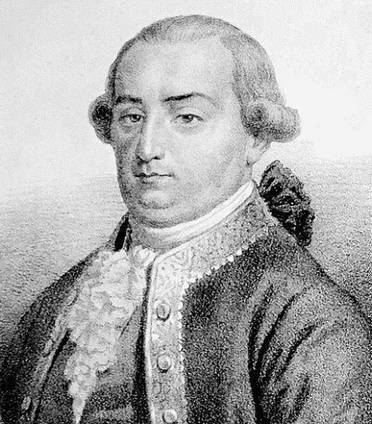 Cesare Beccaria In Dei Delitti Famous Philosophy