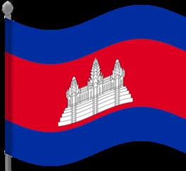Cambodia Flag Logo