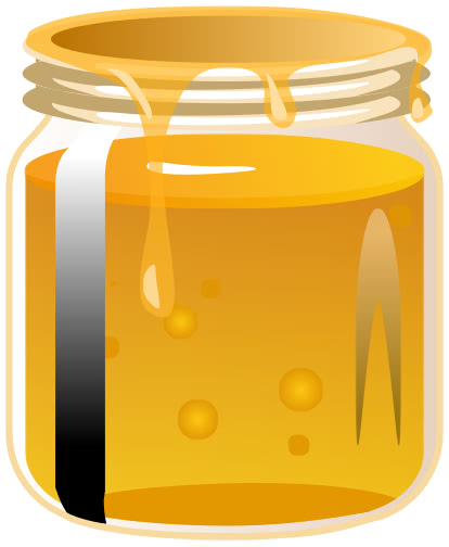 honey jar - /food/condiments/honey_jar.png.html Honey