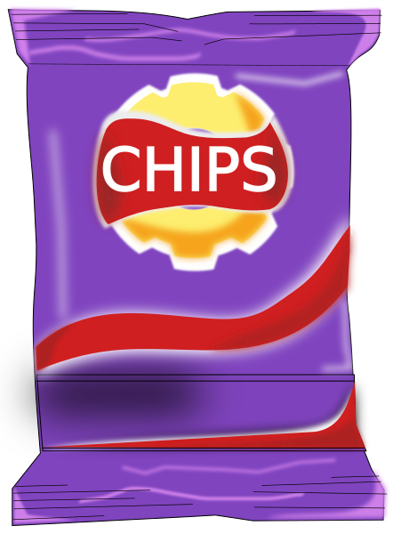 chips bag 2   food  desserts snacks  potato chips  chips bag clip art desserts free clip art desserts free