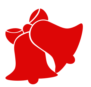 Bells 1 Red Holiday Christmas Red Bell Bells 1 Red Png Html