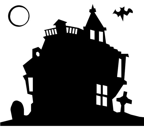 haunted house creepy   holiday  halloween  haunted house house clip art free house clip art images