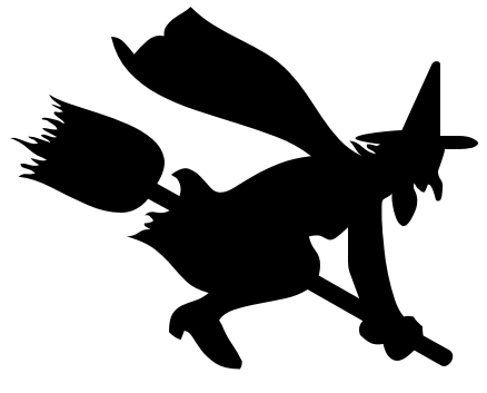witch flying down   holiday  halloween  witch  witches 4 halloween clipart borders halloween clipart backgrounds