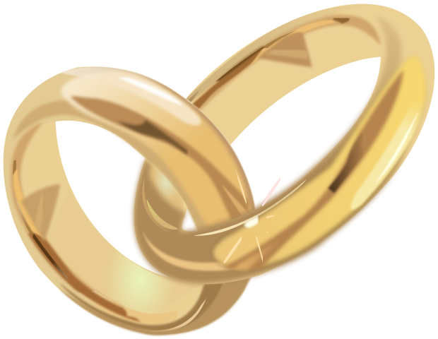 Image Result For Wedding Rings Clipart