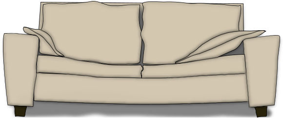 Couch Household Furniture Couch Couch Png Html