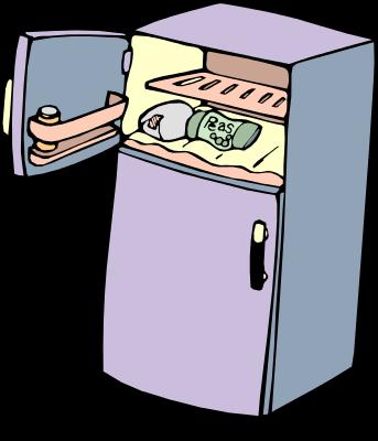Cartoon Kitchen Appliances